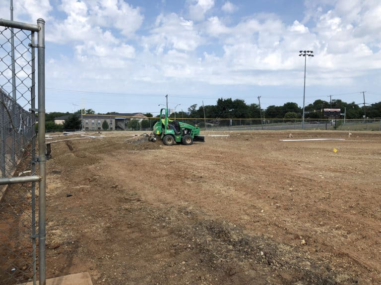 Polytechnic HS Natural Turf Athletic Field Reno 1