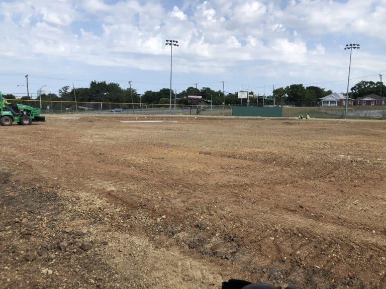 Polytechnic HS Natural Turf Athletic Field Reno 2