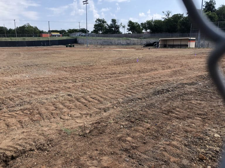 Polytechnic HS Natural Turf Athletic Field Reno 3