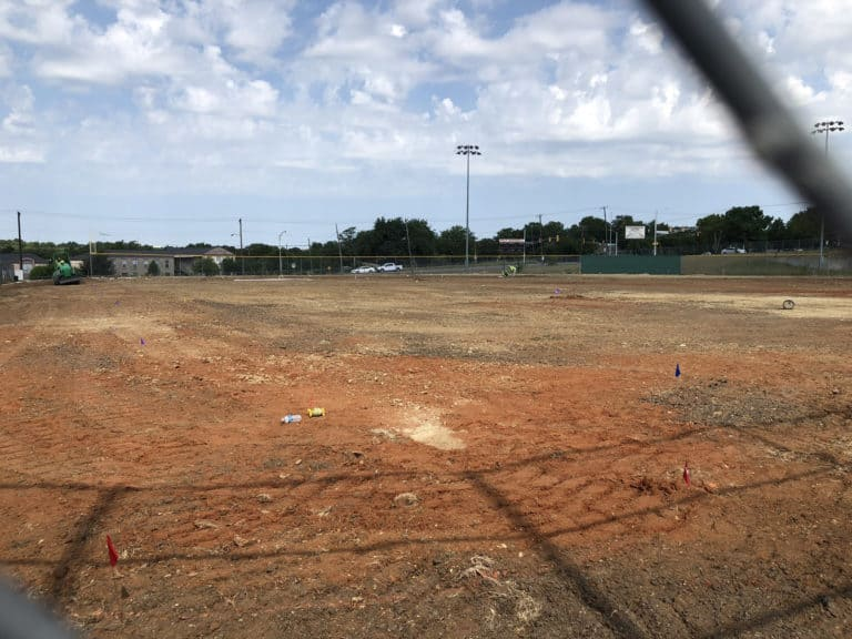 Polytechnic HS Natural Turf Athletic Field Reno 4