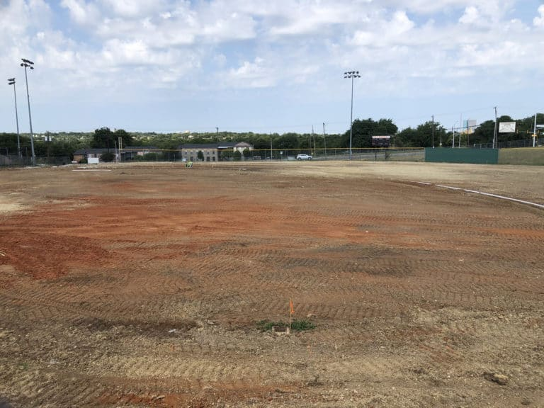 Polytechnic HS Natural Turf Athletic Field Reno 6