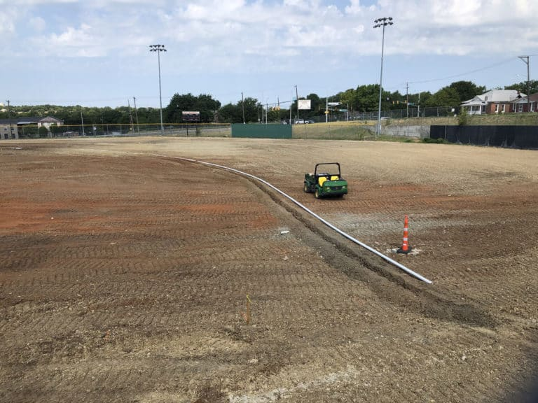 Polytechnic HS Natural Turf Athletic Field Reno 7