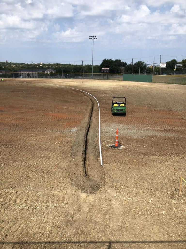 Polytechnic HS Natural Turf Athletic Field Reno 9